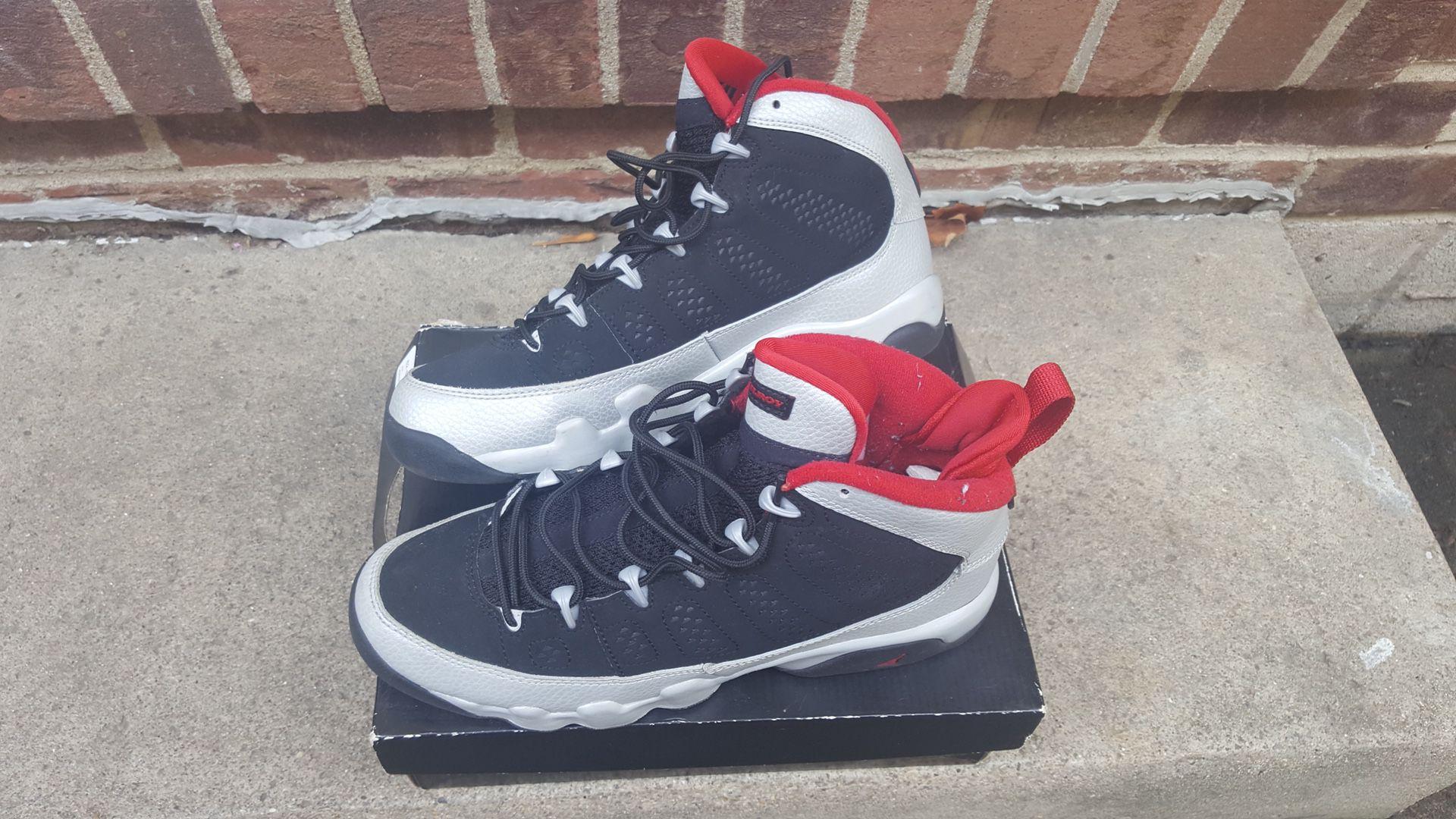 Air Jordan 9 Retro Johnny Kilroy