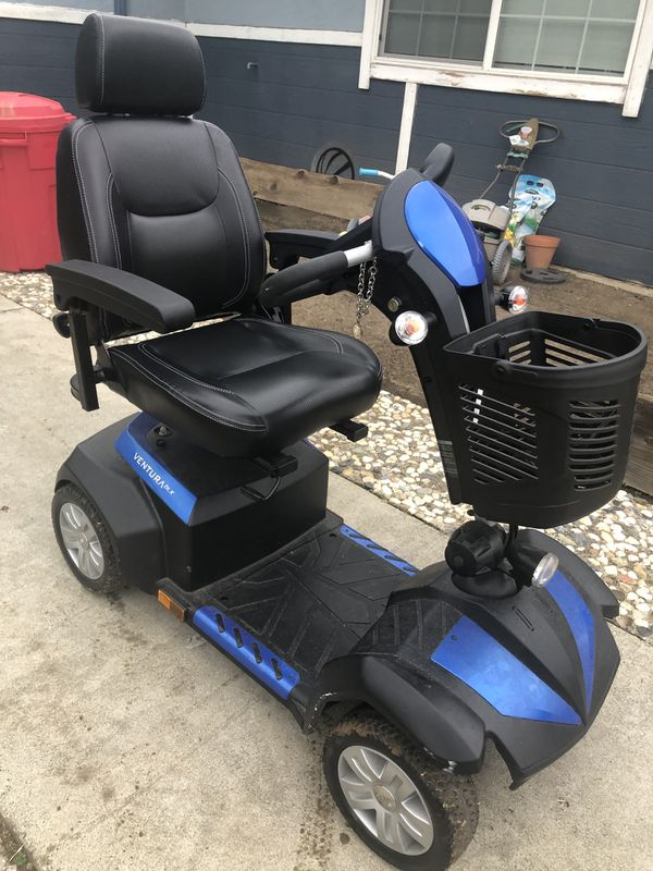 Ventura 4 DLX Electric Wheelchair Scooter for Sale in Concord, CA - OfferUp