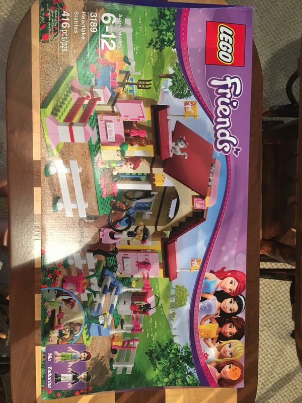 Lego Friends Heartlake Stables For Sale In Middleburg Heights Oh