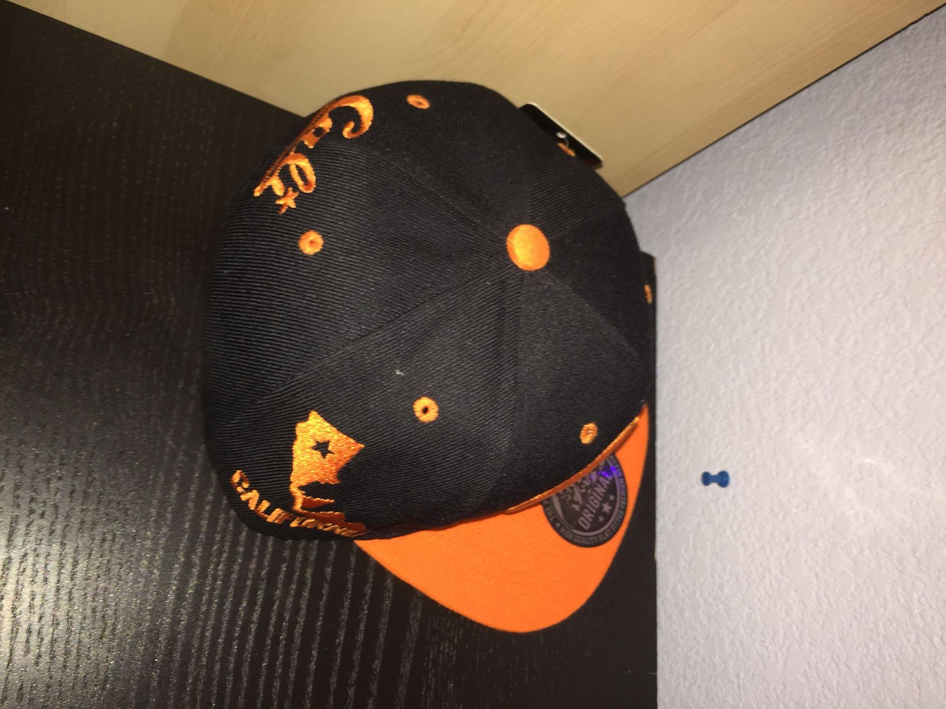 Cali SnapBack hat
