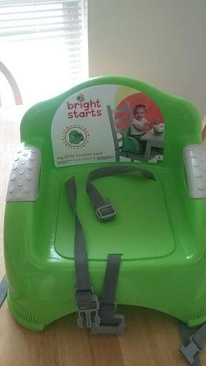 Bright starts, booster seat . Good condition for Sale in Alexandria, VA
