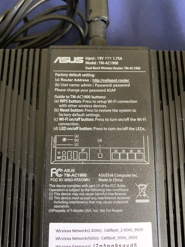 New and Used Asus router for Sale in Downey, CA - OfferUp