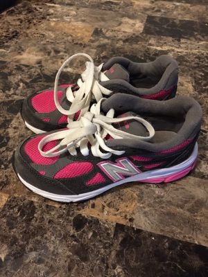 New balance pink,grey and white size 12 c for Sale in Chillum, MD