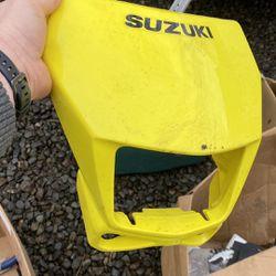 2000 Suzuki  Dr-Z400 Body Panels  Thumbnail