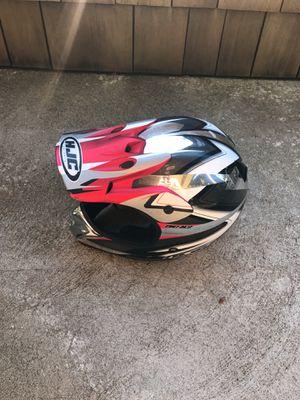 HJC Dirt Bike Helmet for Sale in Portland, OR