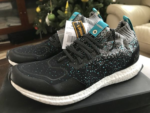 reputable site 0158d 7d1ac Adidas Consortium Ultra Boost Mid SE x Packer Shoes x Solebox Size 10.5  CM7882