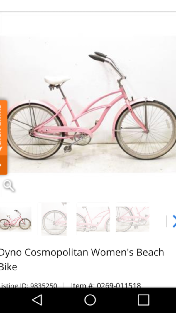 Womens dyno cosmopolitan beach cruise 26 inch     nirve Electra for Sale in  San Dimas, CA - OfferUp