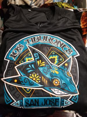 new style 938a0 288fb San Jose Sharks Los Tiburones Jersey XL for Sale in San Jose, CA - OfferUp