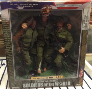 The battled for hill 484 action figure for Sale in Orlando, FL