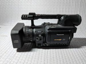 Panasonic DVCPRO HD P2 pro video camera 4k for Sale in El Monte, CA