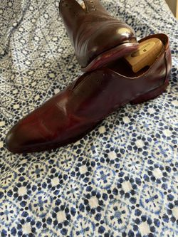 Custom Hawaii Beautiful Shoes Sz - 13  Thumbnail