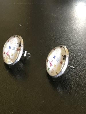 Louis Vuitton earrings for Sale in Lake Ridge, VA