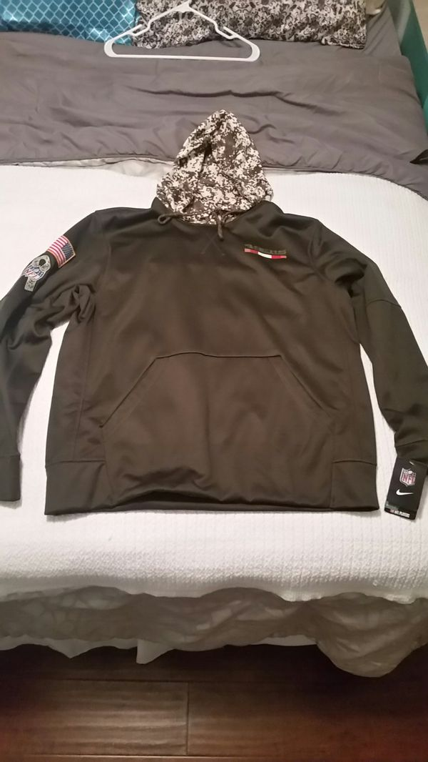 online retailer 5f019 ef21e Never worn 49ers Salute to Service Sweatshirt for Sale in Bakersfield, CA -  OfferUp