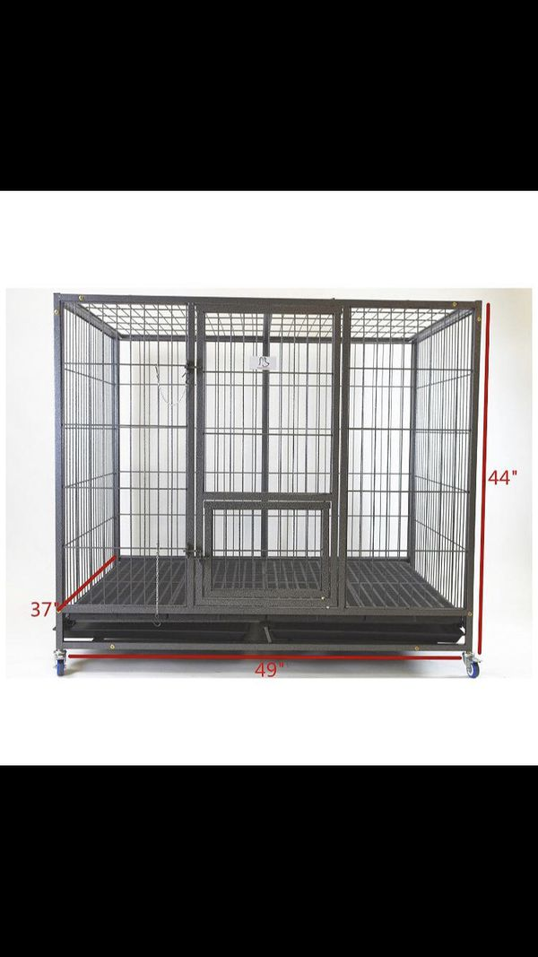 Dog cage kennel size 50 inch XL for Sale in Walnut, CA - OfferUp