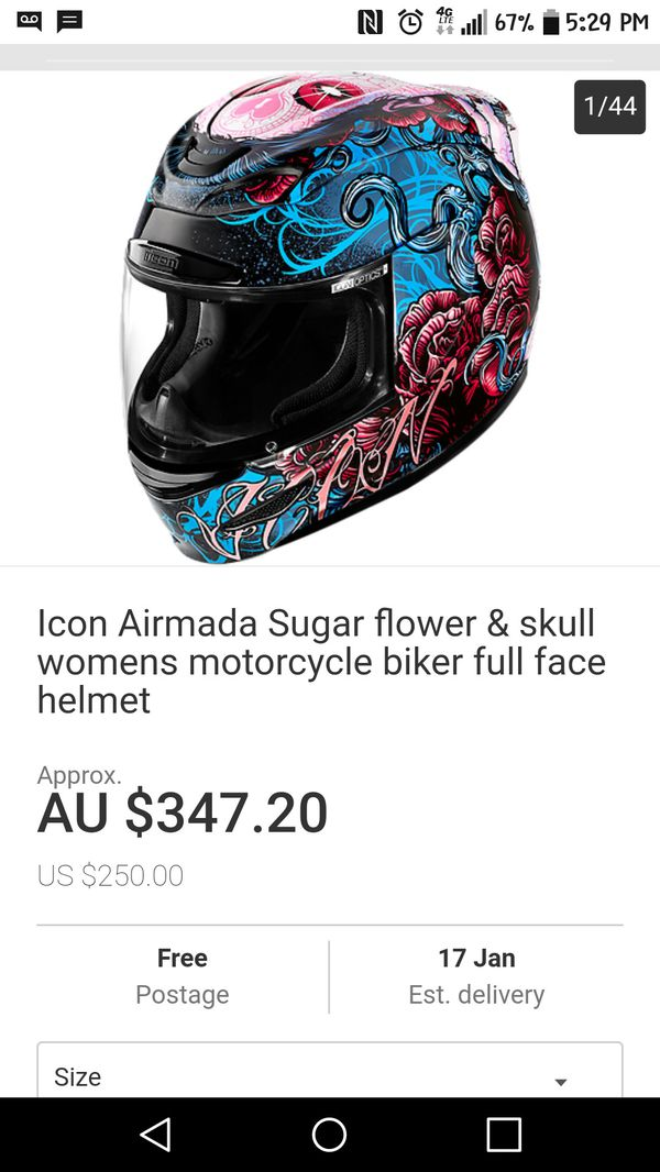 3c892bb2 New and Used Motorcycle helmets for Sale in Largo, FL - OfferUp