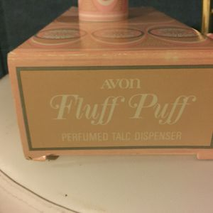 Avon fluff and puff set for Sale in Puyallup, WA