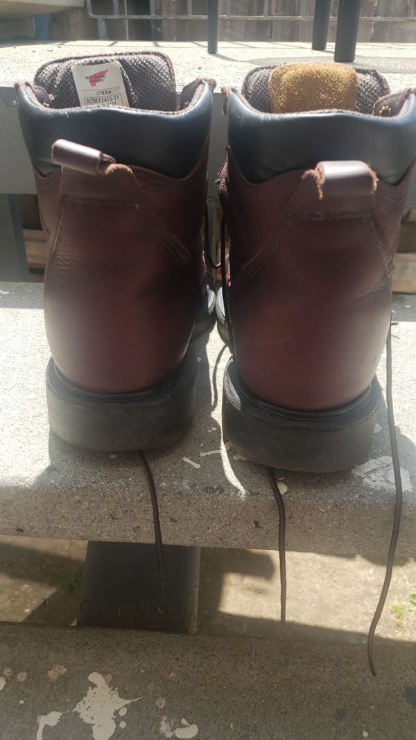 edadc05ca3b New and Used Red wing boots for Sale in Oakland, CA - OfferUp