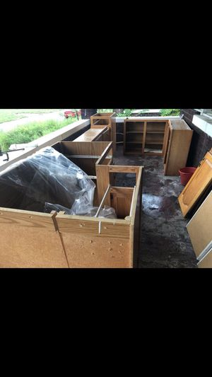 New and Used Kitchen cabinets for Sale in St. Louis, MO ...