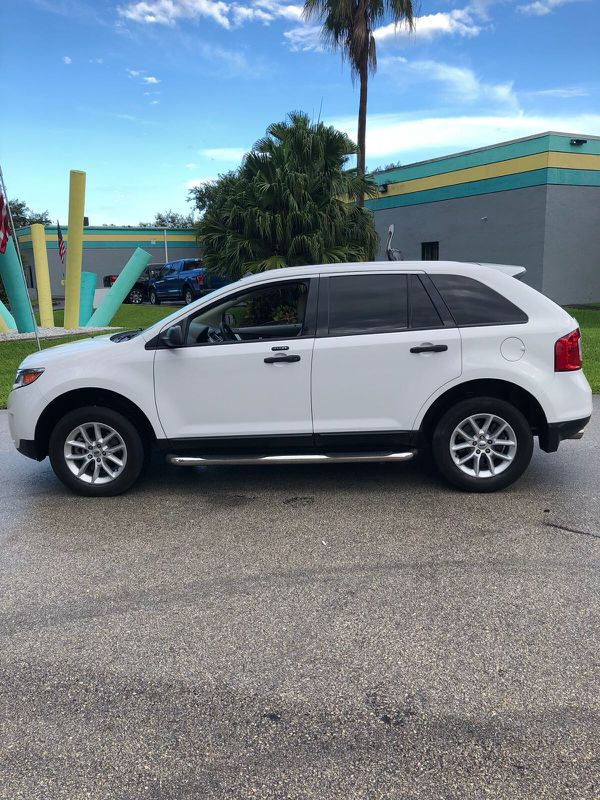 Ford Edge Clean Title  E  Bc  E  Bc  E  Bc For Sale In Fort Lauderdale Fl Offerup