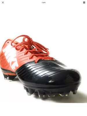 New men's nike vapor speed football cleats size 12 for Sale in Sterling, VA