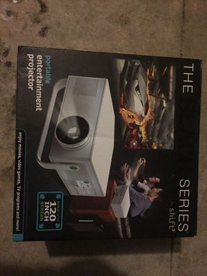 Portable entertainment projector for Sale in Sanford, FL