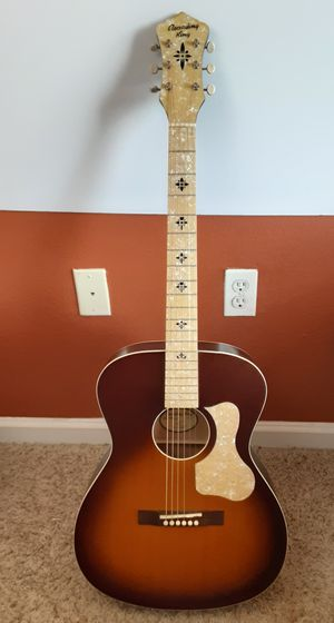 Photo Recording king Dirty 30's Acoustic guitar