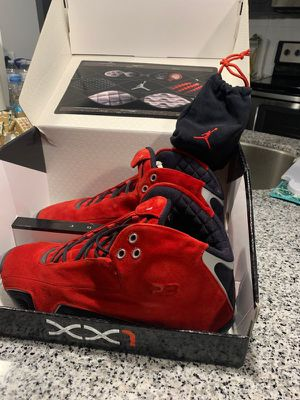 441e7ec0c2650b Air Jordan 21 suede red (Limited Edition) size 13 for Sale in Mesa