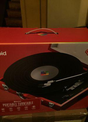 Polaroid Portable Turntable for Sale in Washington, DC