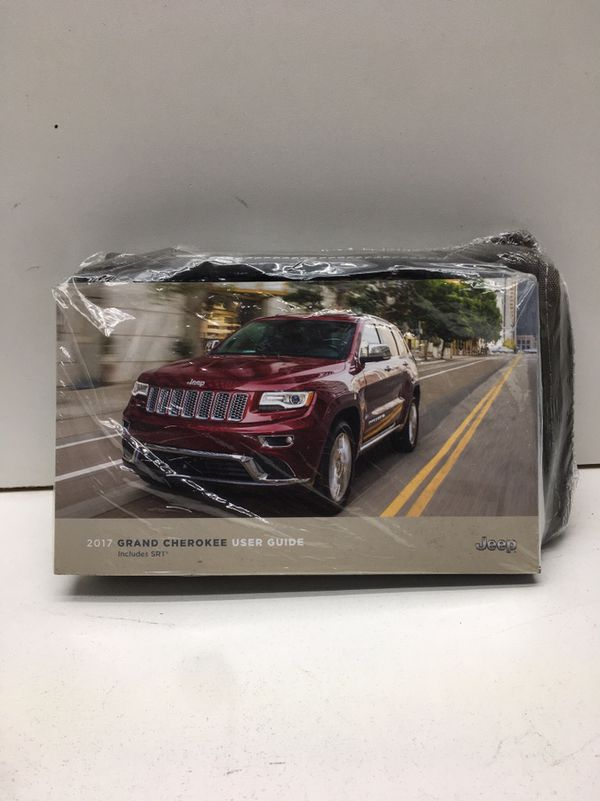 2017 Jeep Grand Cherokee Owners Manual User Guide Complete Sealed With Uconnect