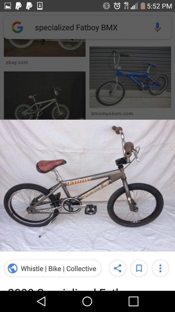 Specialized fat boy bmx bike for Sale in San Dimas, CA - OfferUp