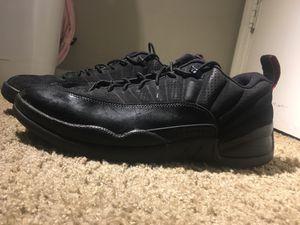 "25328b6cb9e Jordan 12 Retro Low ""Black Patent"" for Sale in Tallahassee, FL"