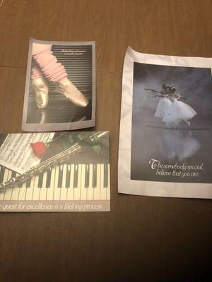Vintage Ballet Posters for Sale in Centreville, VA