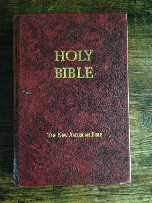 Holy Bible The New American Bible for Sale in Atlanta, GA
