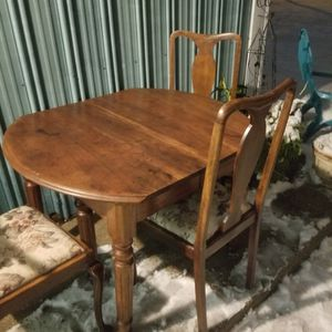 New And Used Dining Table For Sale In Elkhart In Offerup