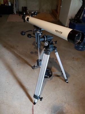 Meade multi coated telescope for Sale in Lynchburg, VA