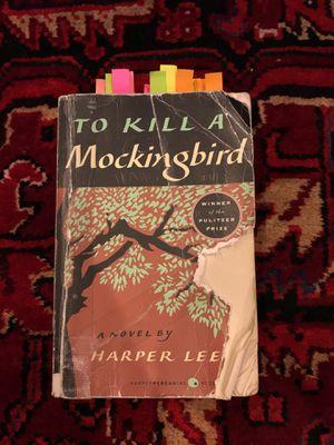 To Kill A Mockingbird - Harper Lee for Sale in Boston, MA