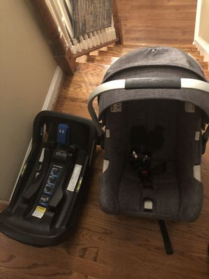 Stokke nuna PIPA car seat and base for Sale in Lanham, MD