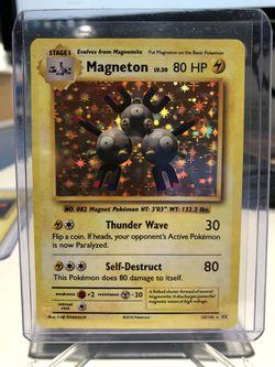 Magnemite & Magneton Thumbnail