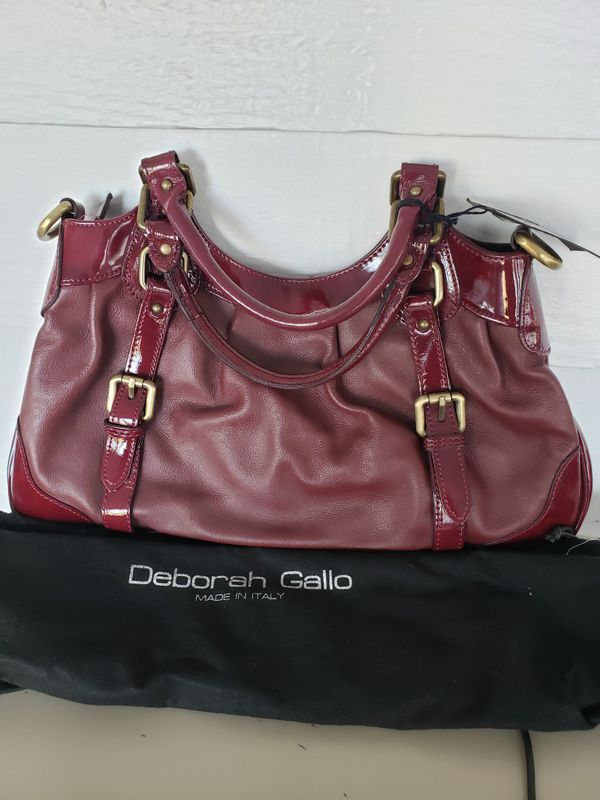 HAND BAG by Deborah Gallo for Sale in Conyers, GA - OfferUp