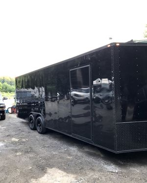 2018 8.5x24 trailer for Sale in Bowie, MD