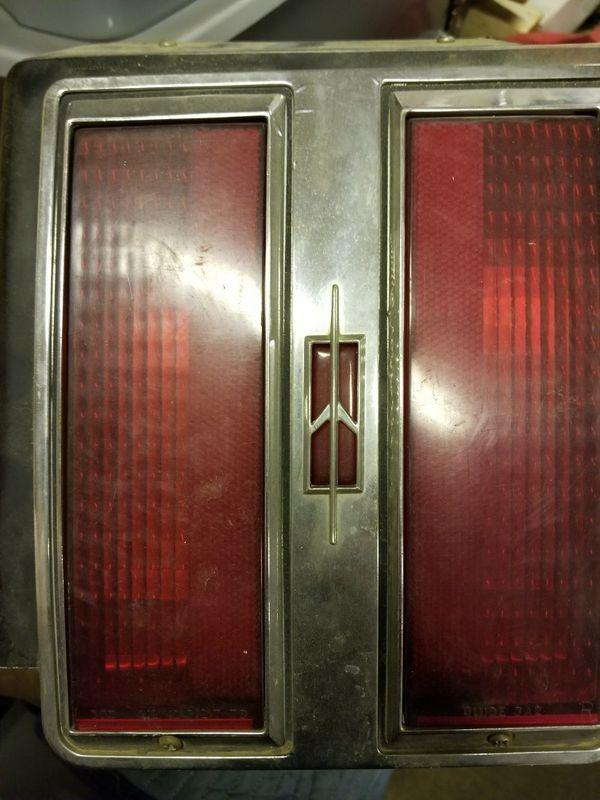 78 CUTLASS RED ROCKET TAIL LIGHT PARTS for Sale in Benton Harbor, MI -  OfferUp