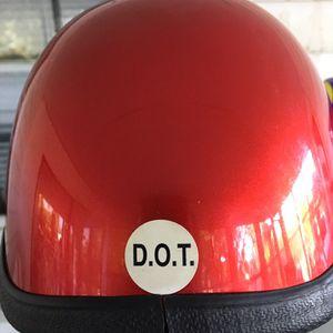 Motorcycle scooter helmet for Sale in Lynchburg, VA
