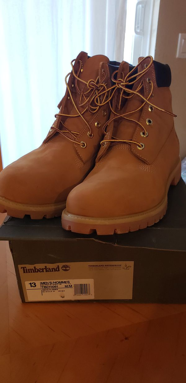 443e839fdd7 Timberland boots size 13 like new. for Sale in Lancaster, CA - OfferUp