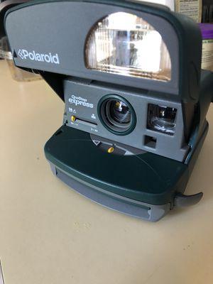 Polaroid instant camera for Sale in Springfield, VA