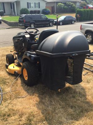New and used riding lawn mowers for sale offerup - Used garden tractors for sale by owner ...