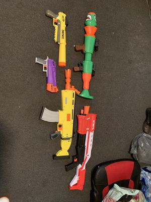New and Used Nerf guns for Sale in Cleveland, OH - OfferUp