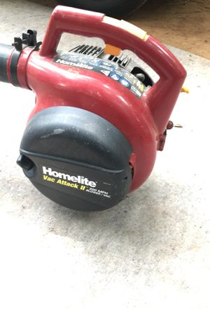 Leaf blower for Sale in Charlotte, NC