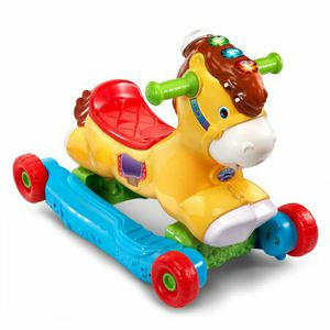 VTech Gallop & Rock Learning Pony Interactive Ride-On Toy for Sale in Fairfax, VA