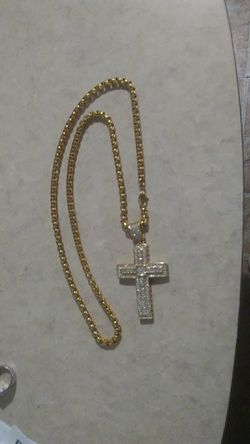 Charm and chain Thumbnail