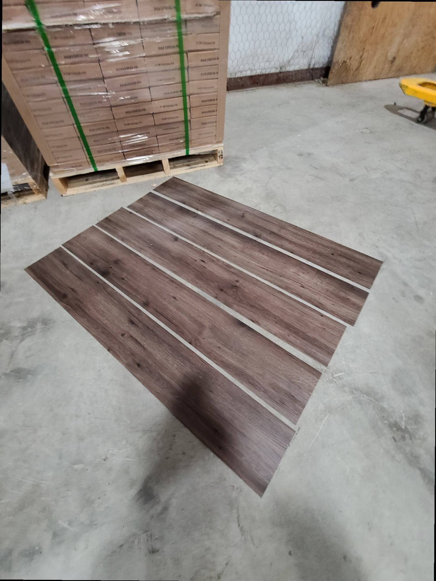 Luxury vinyl flooring!!! Only .67 cents a sq ft!! Liquidation close out! WYYZ